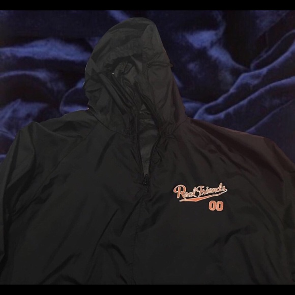 Other - Pop Punk Real Friends Never Grow Up Windbreaker